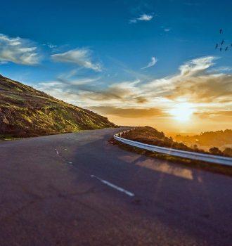 Road Trip on Rental Bike